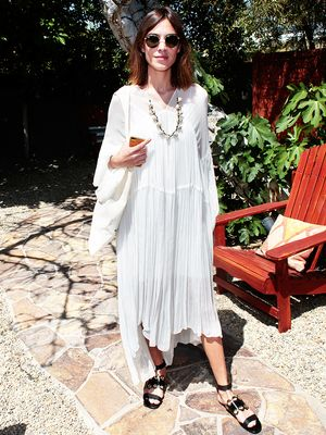 How to Get Alexa Chung's Cool-Girl Look for Less