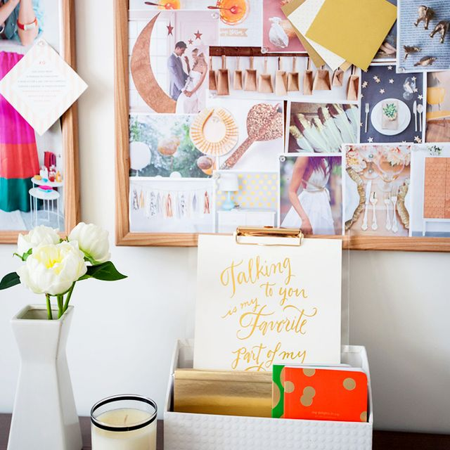 Tour the Inspiring Office of a Wedding and Lifestyle PR Firm