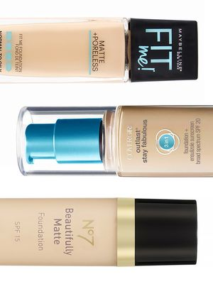 The Best Drugstore Foundations for Oily Skin