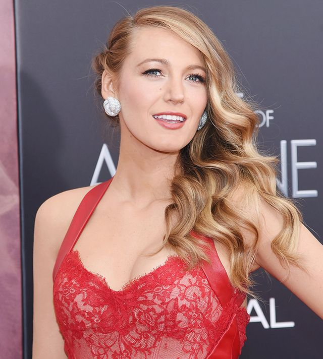 Get the Look: Blake Lively's Fresh Take on Old Hollywood Glamour
