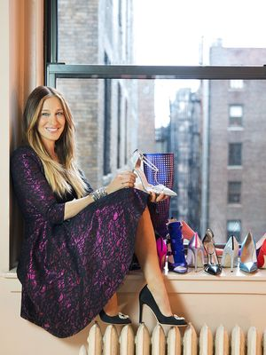 Sarah Jessica Parker's Secret for Feeling Confident About Your Outfits