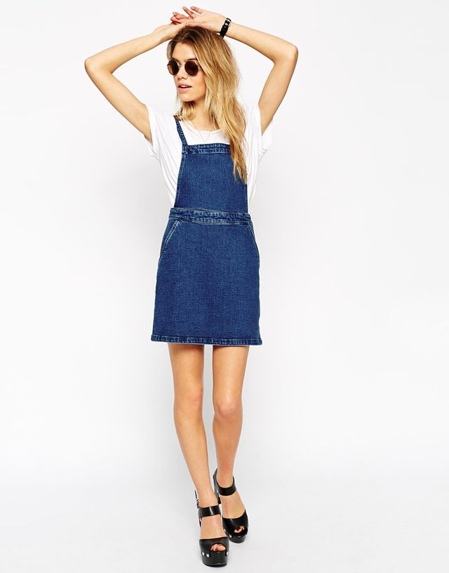 15 Overall Dresses for Total Babe Status | WhoWhatWear