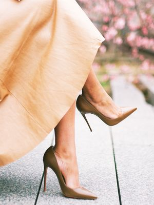 Finding the Perfect Shade of Nude Pumps Just Got a Whole Lot Easier