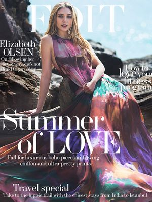 "Elizabeth Olsen: ""My Sisters Are the Most Inspiring Women to Me"""