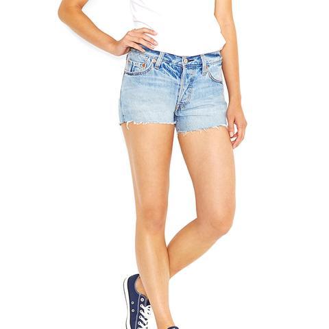 501 Shorts in Slash