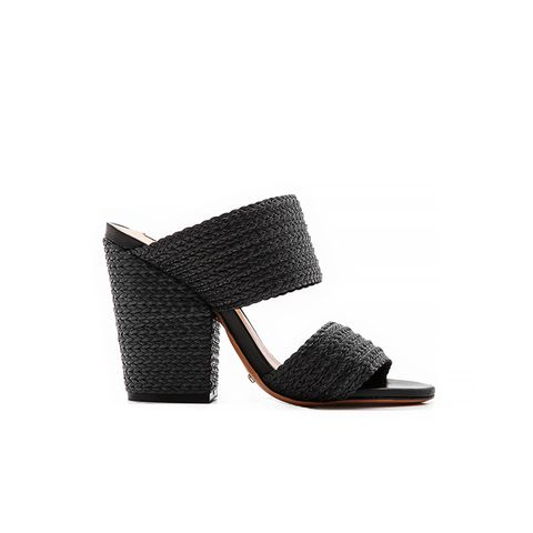 Emyly Woven Mules