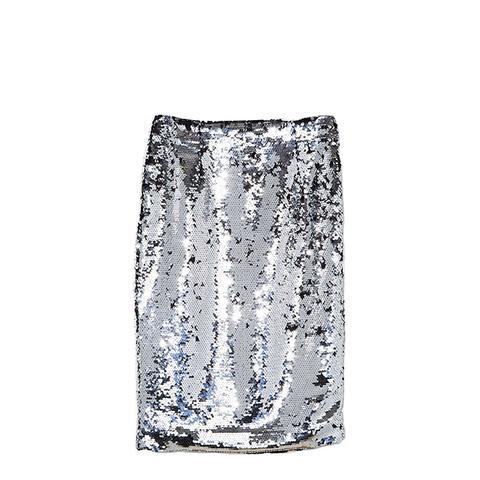 Get Down Tonight Sequin Skirt