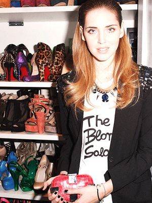 Dreams Come True: Chiara Ferragni's Wardrobe Is Up for Grabs