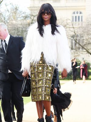 Naomi Campbell Just Announced Some Major News