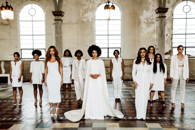 How to Take a Stunning Group Photo the Solange Knowles Way