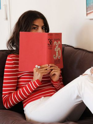 The Best Shirt Zara Has Ever Made, According to Leandra Medine