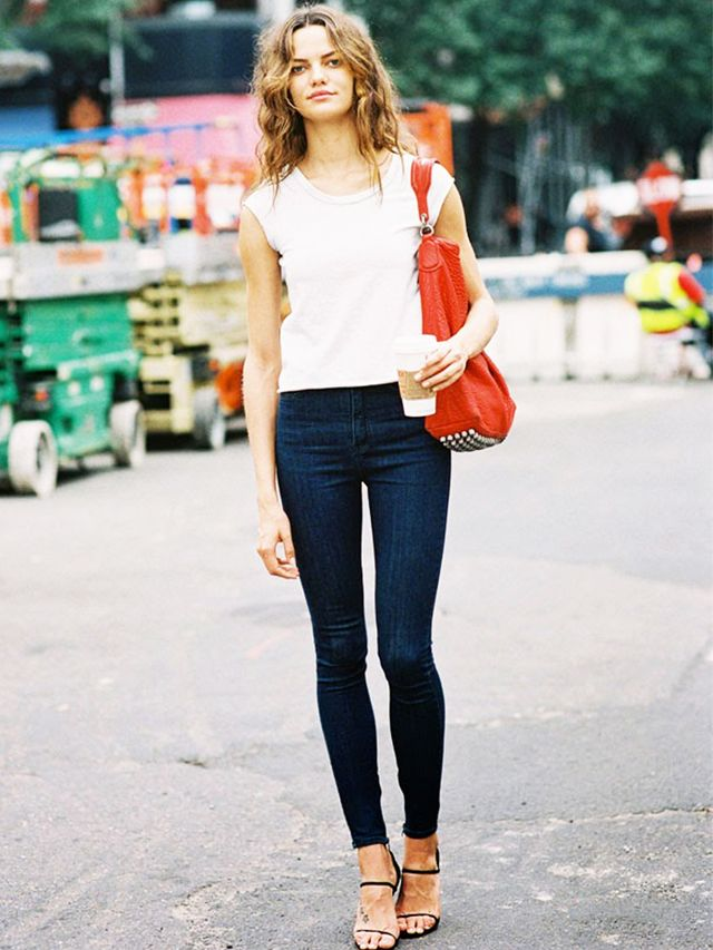 5 Issues Every Girl Has With Skinny Jeans (and How to Fix Them
