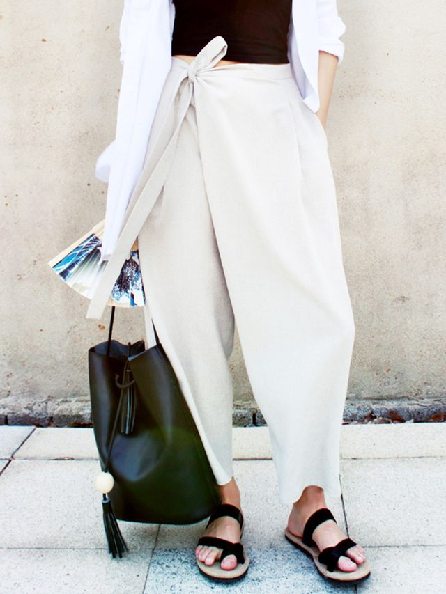 The Cool Girl Trousers That Will Instantly Update Your Look Whowhatwear Uk