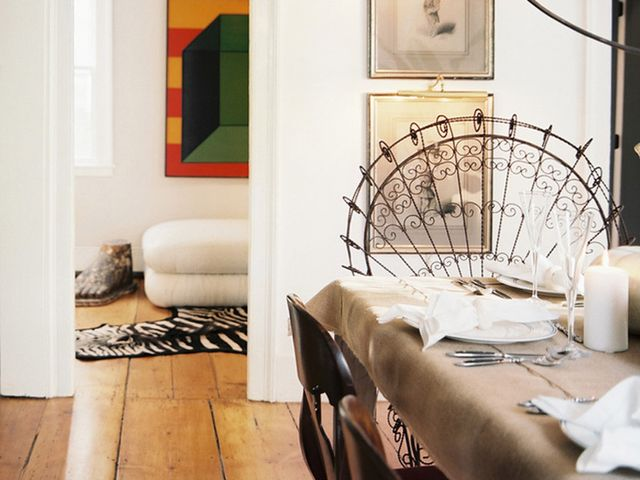Tour An Eclectic Sag Harbour Cottage MyDomaine AU