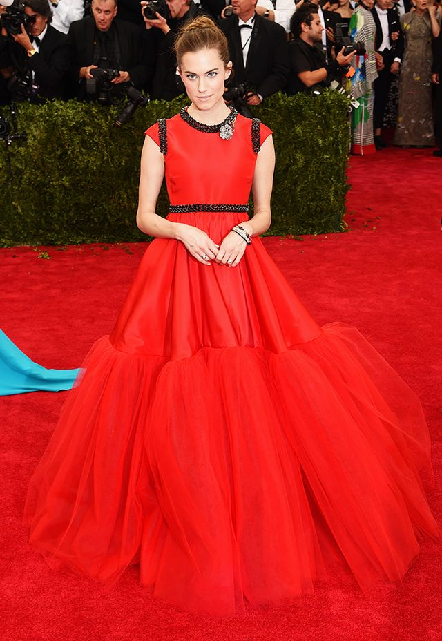 WHO: Allison Williams