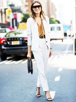 This Outfit Will Make You Feel More Powerful at Work