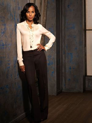 How the Real Olivia Pope Would Handle a Work Crisis