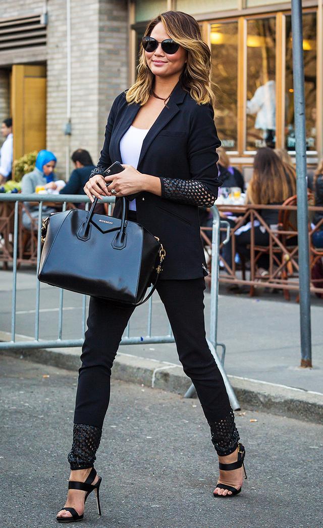 The Trend: Two-Strap Stilettos