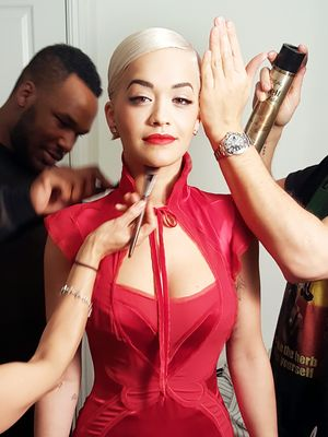Exclusive: Getting Ready for the Met Ball With Rita Ora