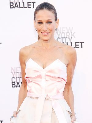 SJP's Trainer on How to Get Her Toned Arms