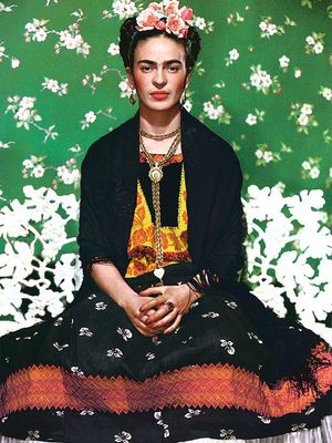 See Frida Kahlo's Amazing Wardrobe, Locked Away for 50 Years Until Now