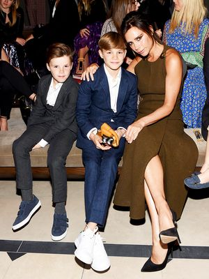 Victoria Beckham Writes Emotional Letter on Motherhood