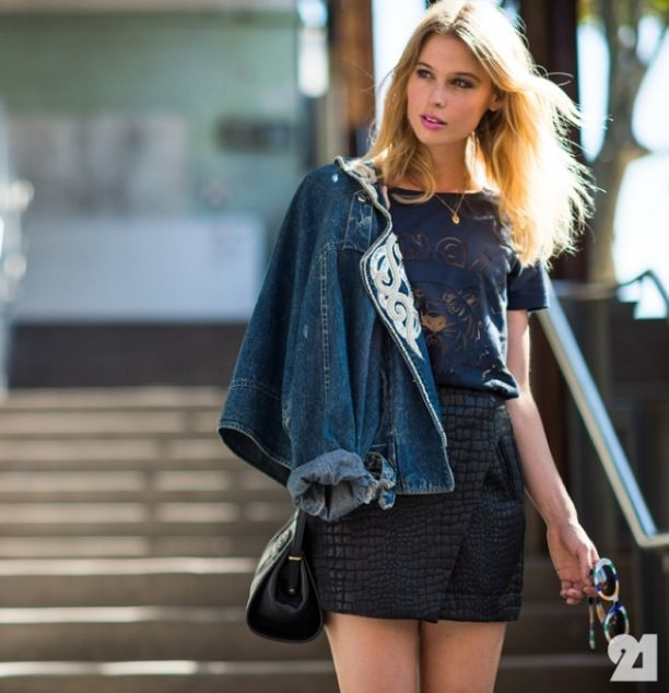 Street Style: Embroidered Details