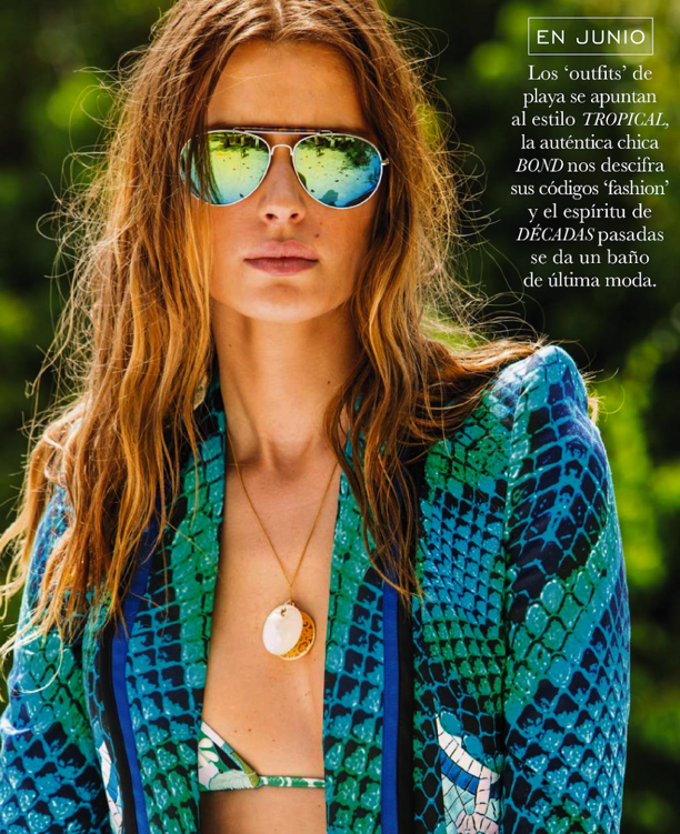 Your Wild Side | ELLE Spain