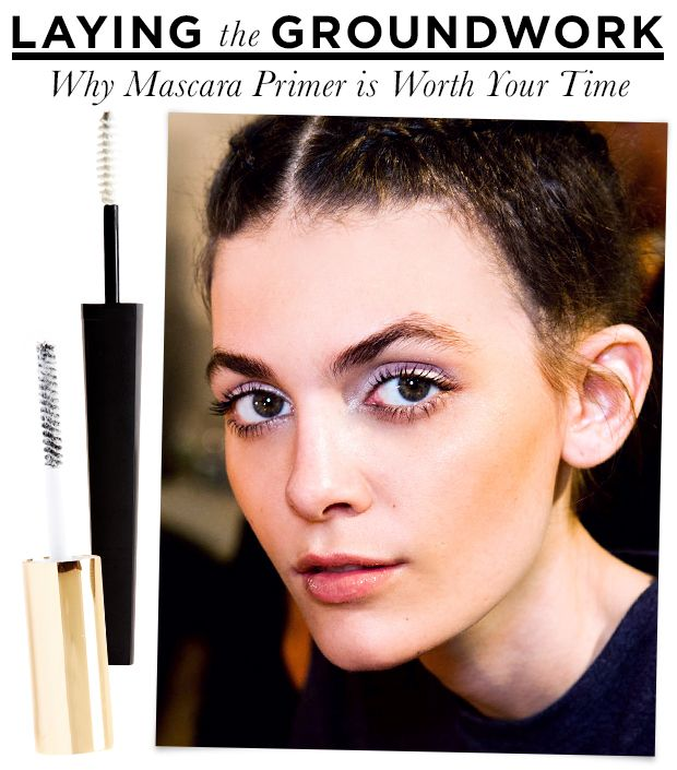What a Mascara Primer Can Do For Your Lashes
