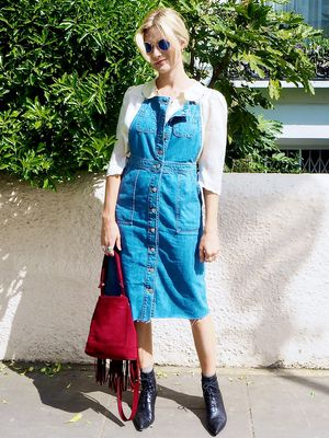 Trend Report: Pinafore Dresses