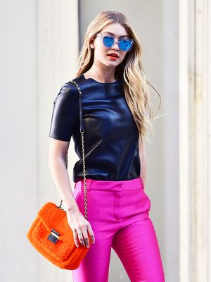 Now Trending: Statement Sunnies and a Bold Lip