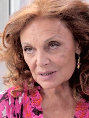 The One Thing a Boss Shouldn't Say, According to Diane von Furstenberg