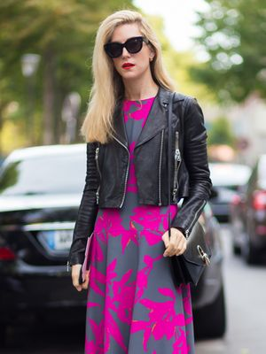 How to Quickly Update Your Favourite Floral Dress