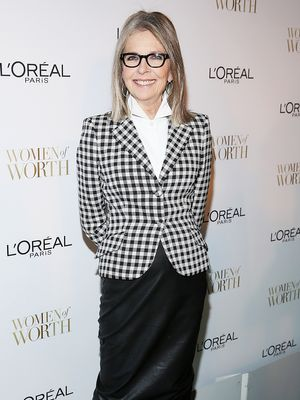 Exclusive: The One Beauty Product Diane Keaton Calls Life-Changing