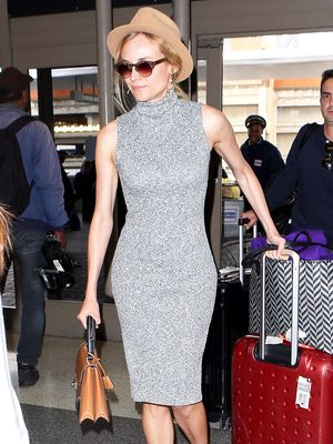 See How Diane Kruger Makes an $18 Dress Look Expensive