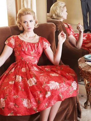 What the Ladies of Mad Men Would Wear Today