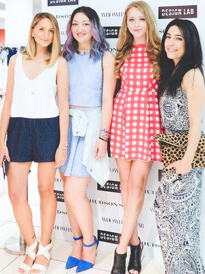 See How 7 Bloggers Style Design Lab's Summer Collection