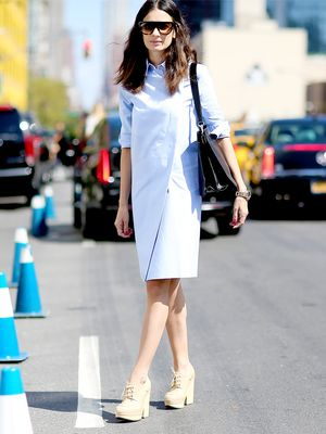 The Modern Dress That Always Looks Great