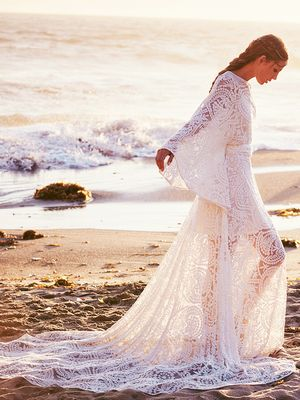 Free People's Debut Wedding Collection Is Gorgeous