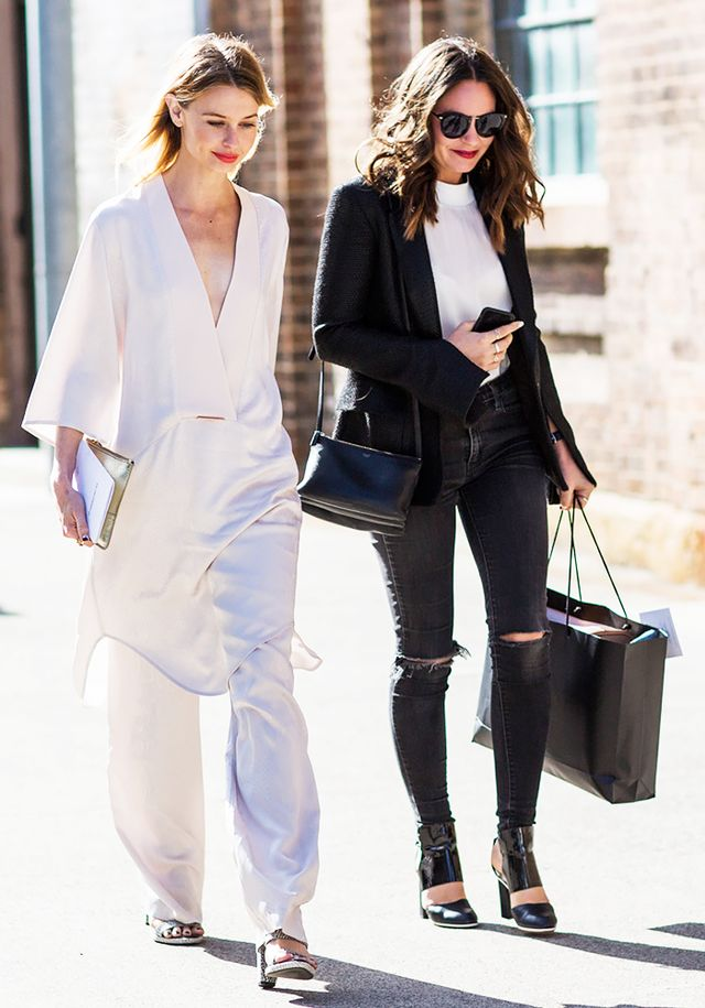 What minimalist style really looks like in 2015 whowhatwear for Minimalist look