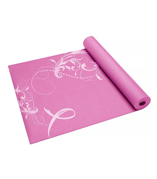 gaiam-pink-ribbon-yoga-mat