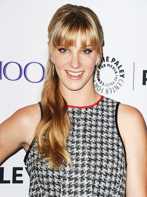 Glee's Heather Morris's Wedding Dress Is Beautiful!