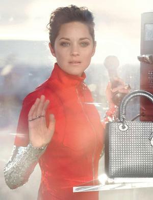 Marion Cotillard Goes Futuristic In New Dior Campaign