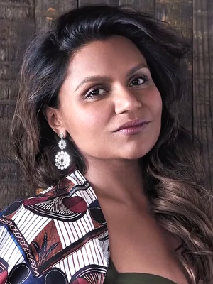 "The Fashion Item that Makes Mindy Kaling Feel Like a ""Lil' Gangster"""