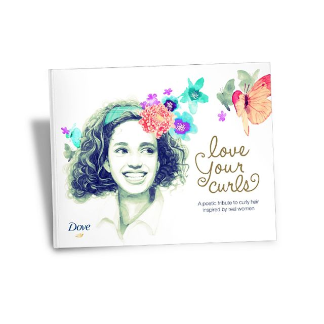Dove's New eBook Will Change Your Perception of Curly Hair