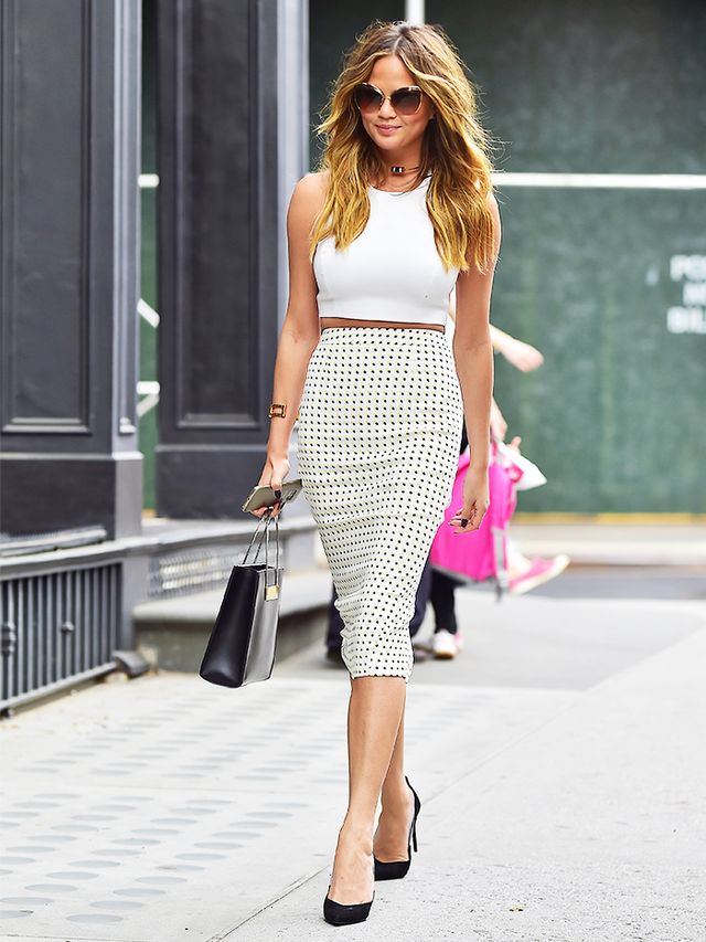 how to wear summers best skirts like a celebrity