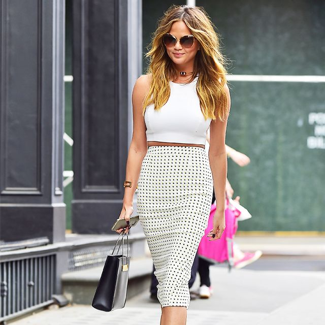 How to Wear Summer's Best Skirts Like a Celebrity