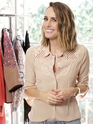 Exclusive: Louise Roe Takes Us Inside Her Closet