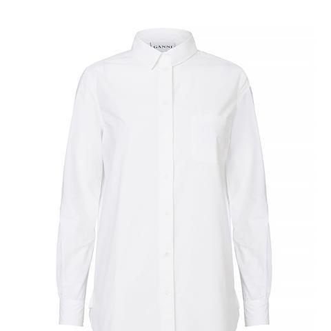 Favourite Shirt Cotton Shirt Solid