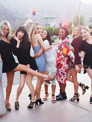The Stylish Girl Gang That Runs Los Angeles